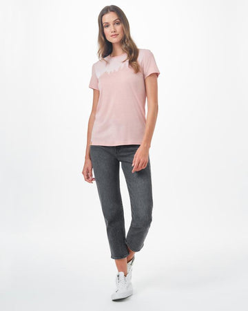 Women's Juniper Recycled Polyester, Tencel & Organic Cotton T-Shirt