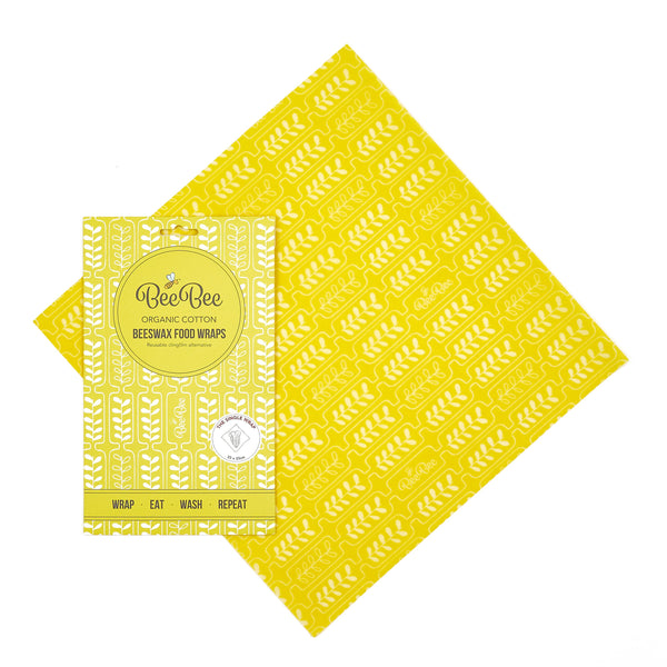 Beeswax Food Wrap - The Single Wrap
