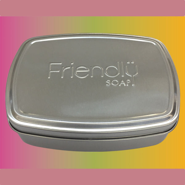 Soap Bar Travel Tin