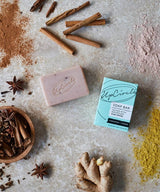 Organic Cinnamon & Ginger Chai Soap Bar