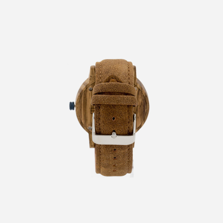Sycamore Botanica Wooden Watch