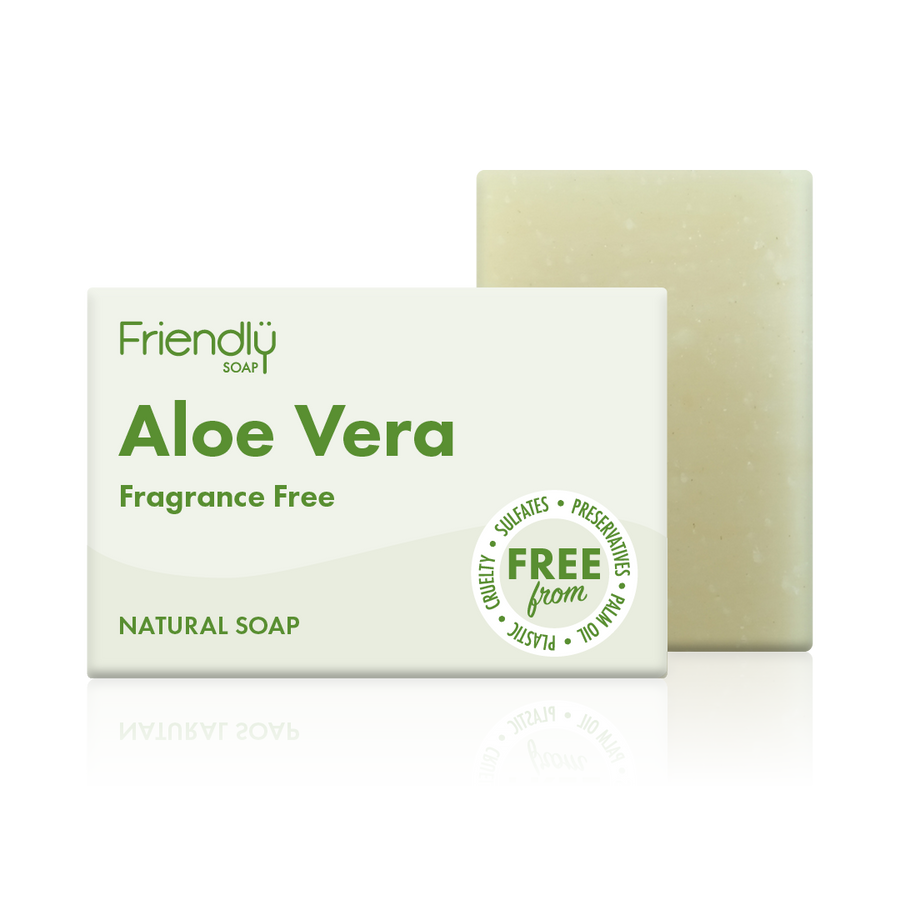 Aloe Vera Soap Bath Bar