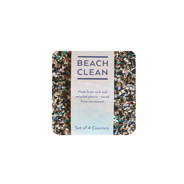 Coaster Set - Beach Clean