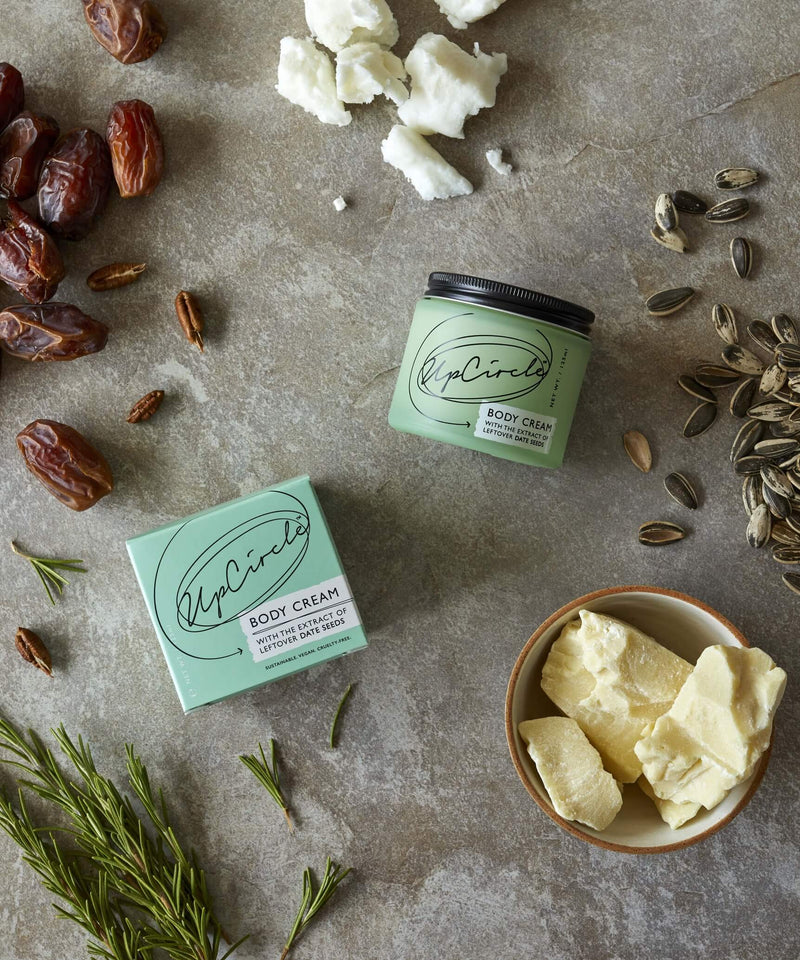 Soothing Body Cream With Date Seeds
