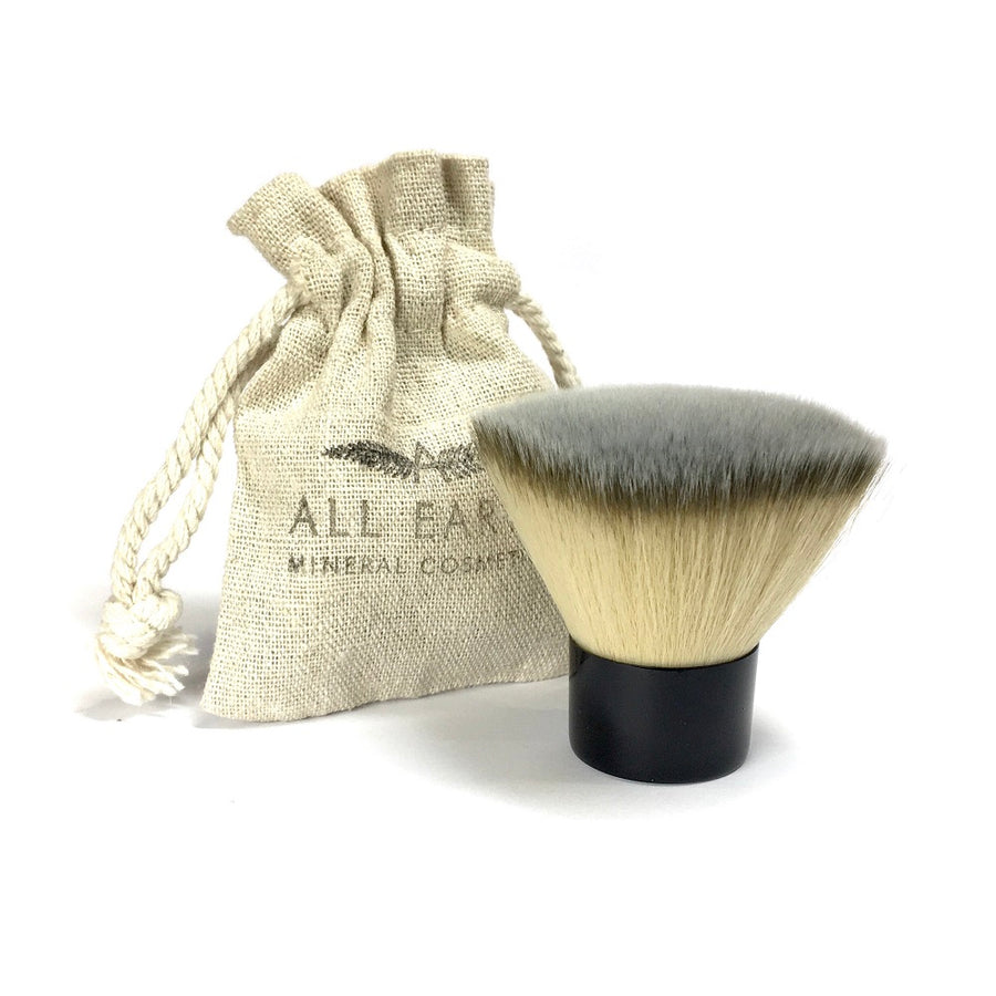 Vegan Kabuki Make Up Brush