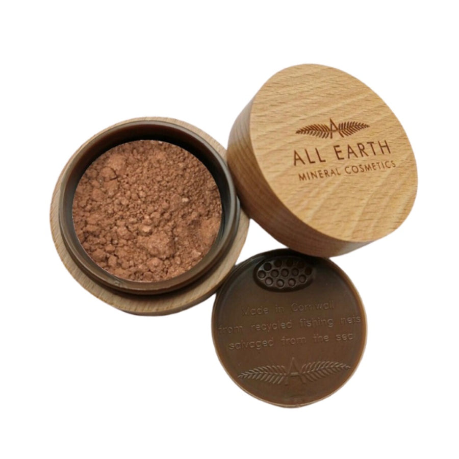Refillable Mineral Make Up - Pot For Life