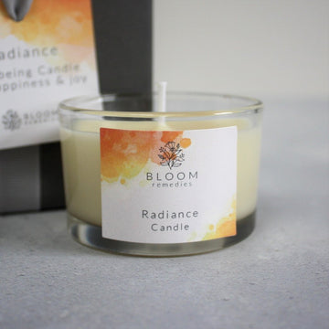 Radiance Travel Wellbeing Candle