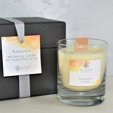 Radiance Luxury Wellbeing Candle