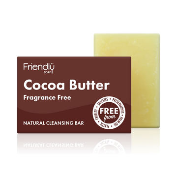 Cocoa Butter Facial Cleansing Bar