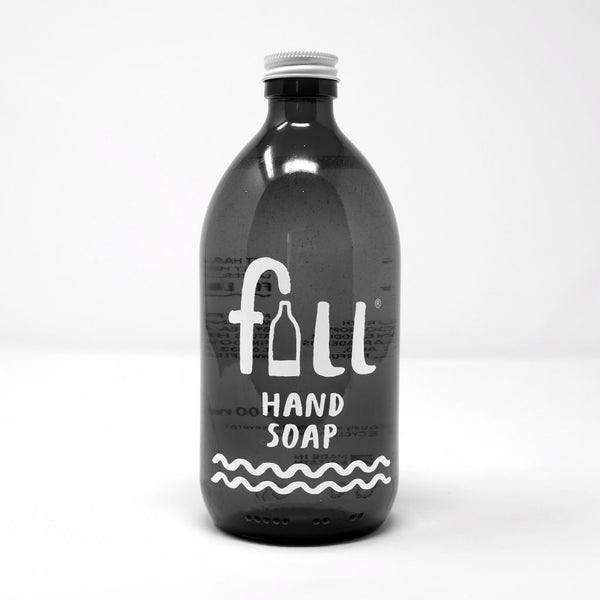 Refillable Hand Soap | Fig Leaf