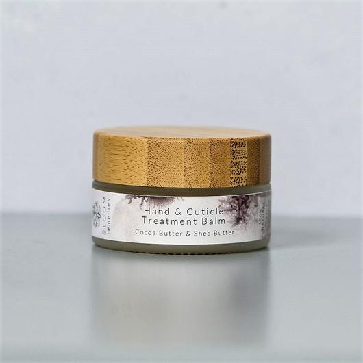 Hand & Cuticle Treatment Balm With Macadamia & Marjoram