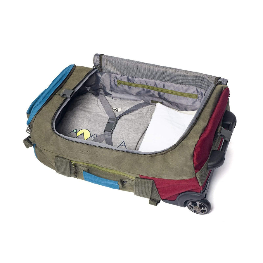 Recycled PET Plastic Foldable Trolley - Maverick