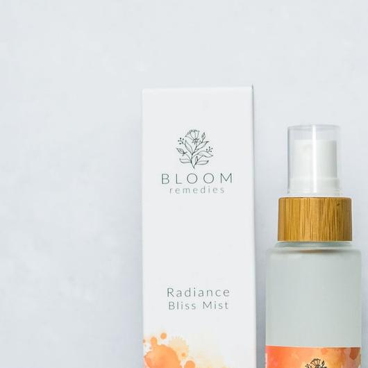 Radiance Bliss Mist With Mandarin & Bergamot