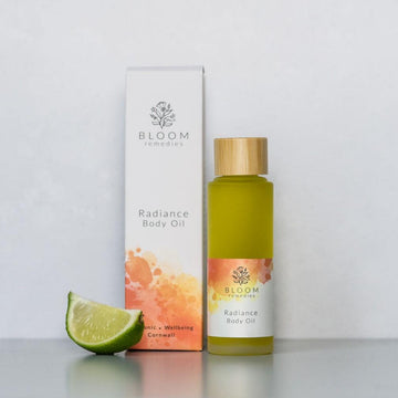 Radiance Organic Body Oil With Mandarin & Bergamot
