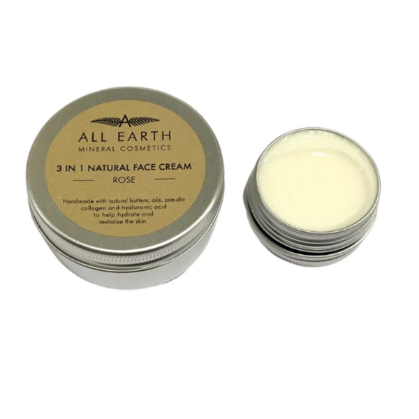 3-in-1 Natural Face Cream