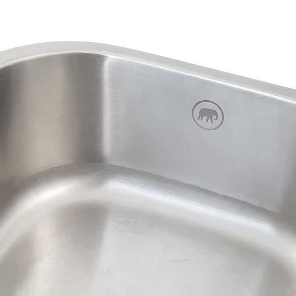 Stainless Steel Washing Up Bowl