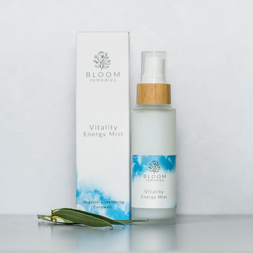 Vitality Energy Mist With Eucalyptus & Rosemary