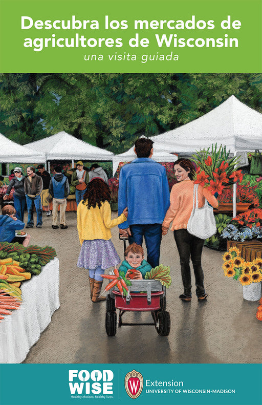 Discover Wisconsin Farmers' Markets Participant Guide (Spanish)