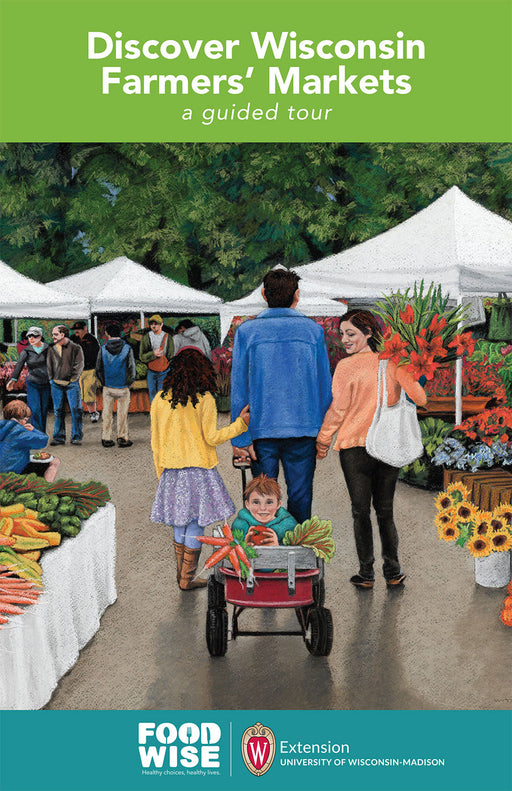 Discover Wisconsin Farmers' Markets Participant Guide (English)