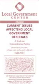 Current Issues Affecting Local Government Officials #2004-2:Affordable Care Act (11-12-2013)