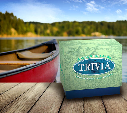 Wisconsin Lakes Trivia Game