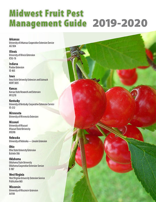 Midwest Fruit Pest Management Guide—2019–2020