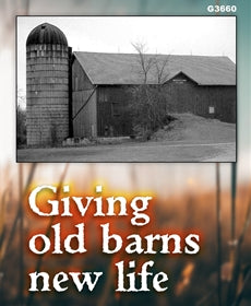 Giving Old Barns New Life Series