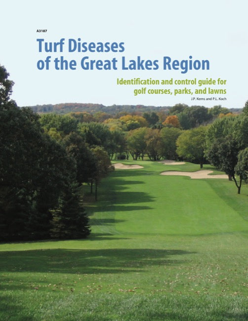 Turf Diseases of the Great Lakes Region