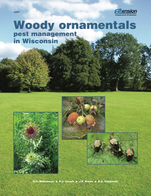 Woody Ornamentals Pest Management in Wisconsin
