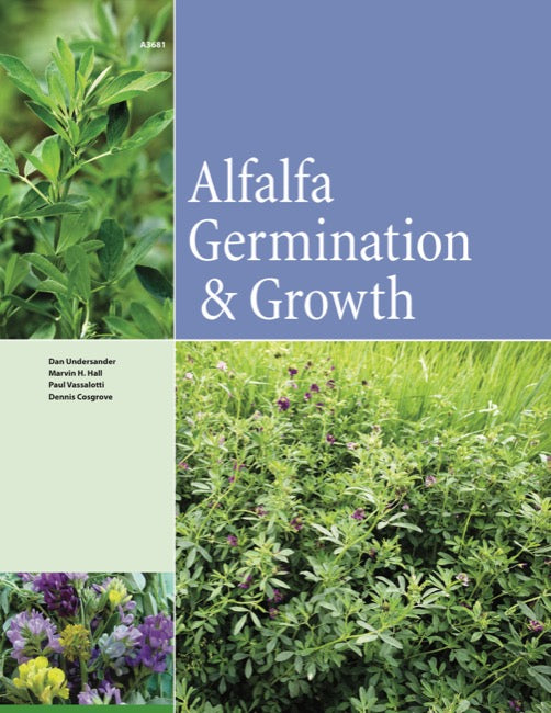 Alfalfa Germination and Growth