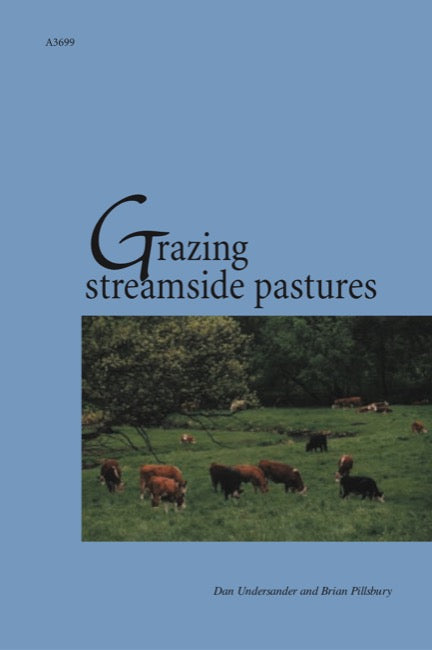 Grazing Streamside Pastures