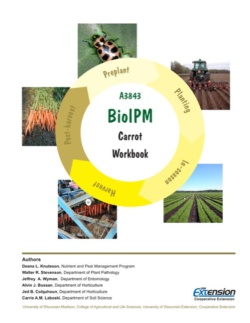 BioIPM Carrot Workbook