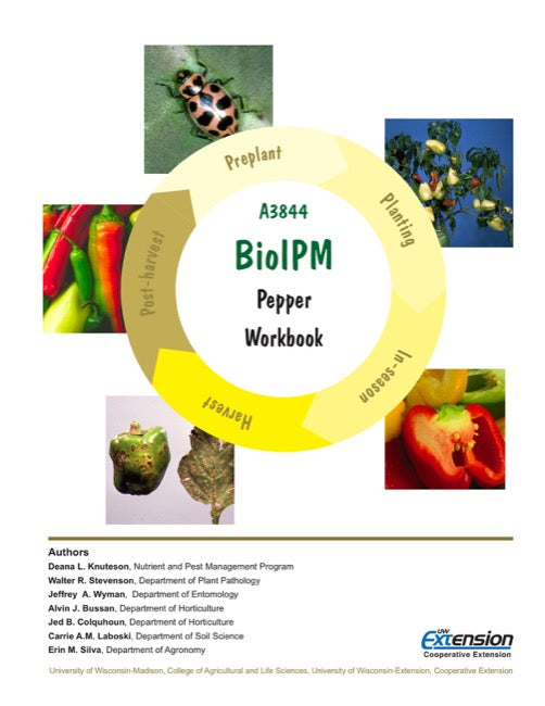 BioIPM Pepper Workbook
