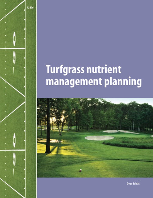 Turfgrass Nutrient Management Planning