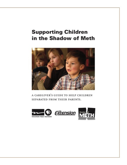 Supporting Children in the Shadow of Meth: A Caregiver's Guide to Help Children Separated from Their Families