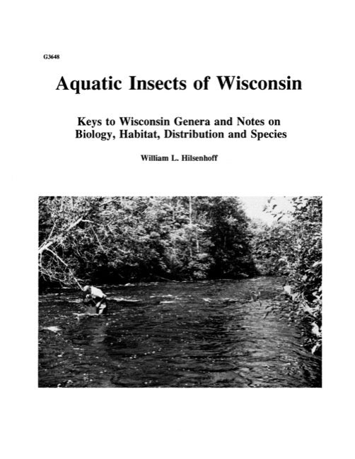 Aquatic Insects of Wisconsin
