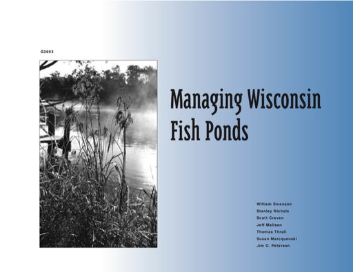 Managing Wisconsin Fish Ponds