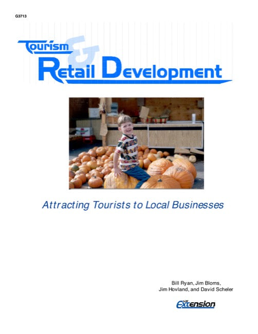 Tourism and Retail Development: Attracting Tourists to Local Businesses