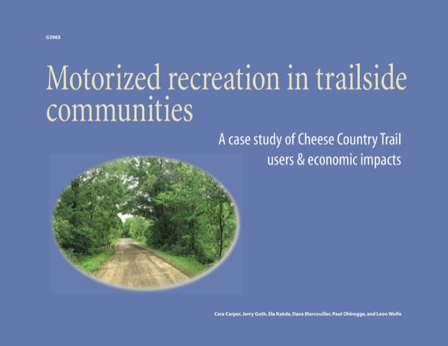 Motorized Recreation in Trailside Communities