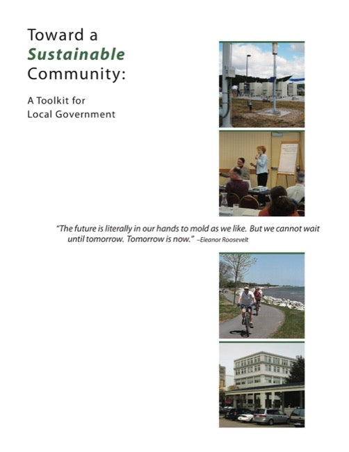 Toward a Sustainable Community: A Toolkit for Local Government (Vol. 1)