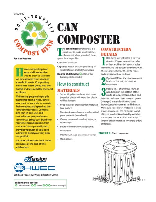 Can Composter
