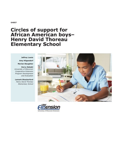 Circles of Support for African American Boys: Henry David Thoreau Elementary School