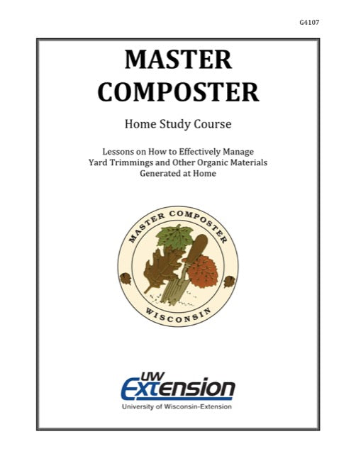Master Composter Home Study Course