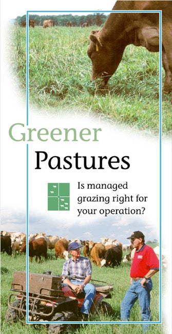 Greener Pastures: Is Grazing Right for Your Operation?