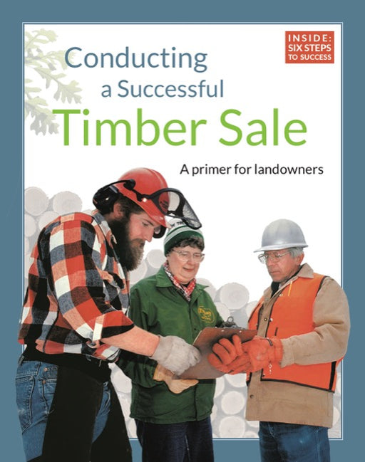 Conducting a Successful Timber Sale