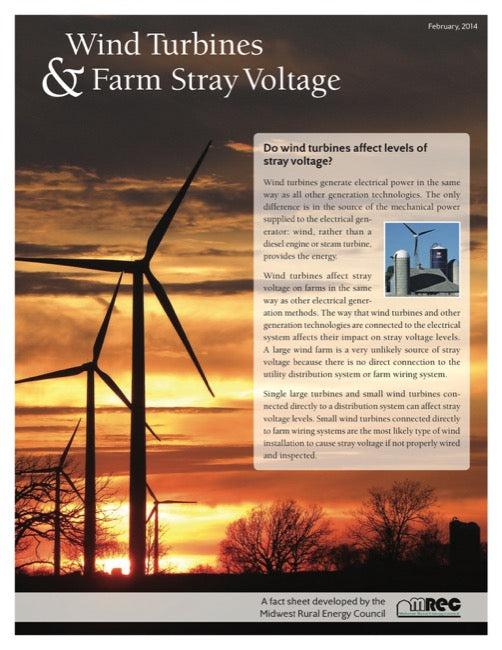 Wind Turbines & Farm Stray Voltage