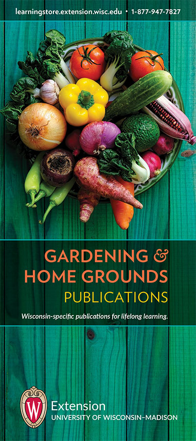Gardening and Home Grounds Publications