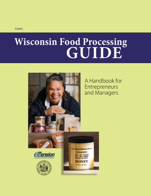 Wisconsin Food Processing Guide