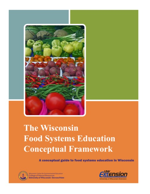 Wisconsin Food Systems Education Conceptual Framework