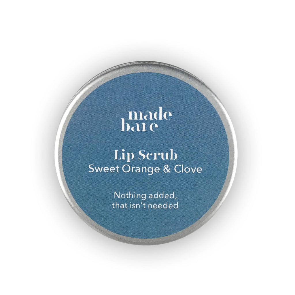 Sweet Orange & Clove Lip Scrub